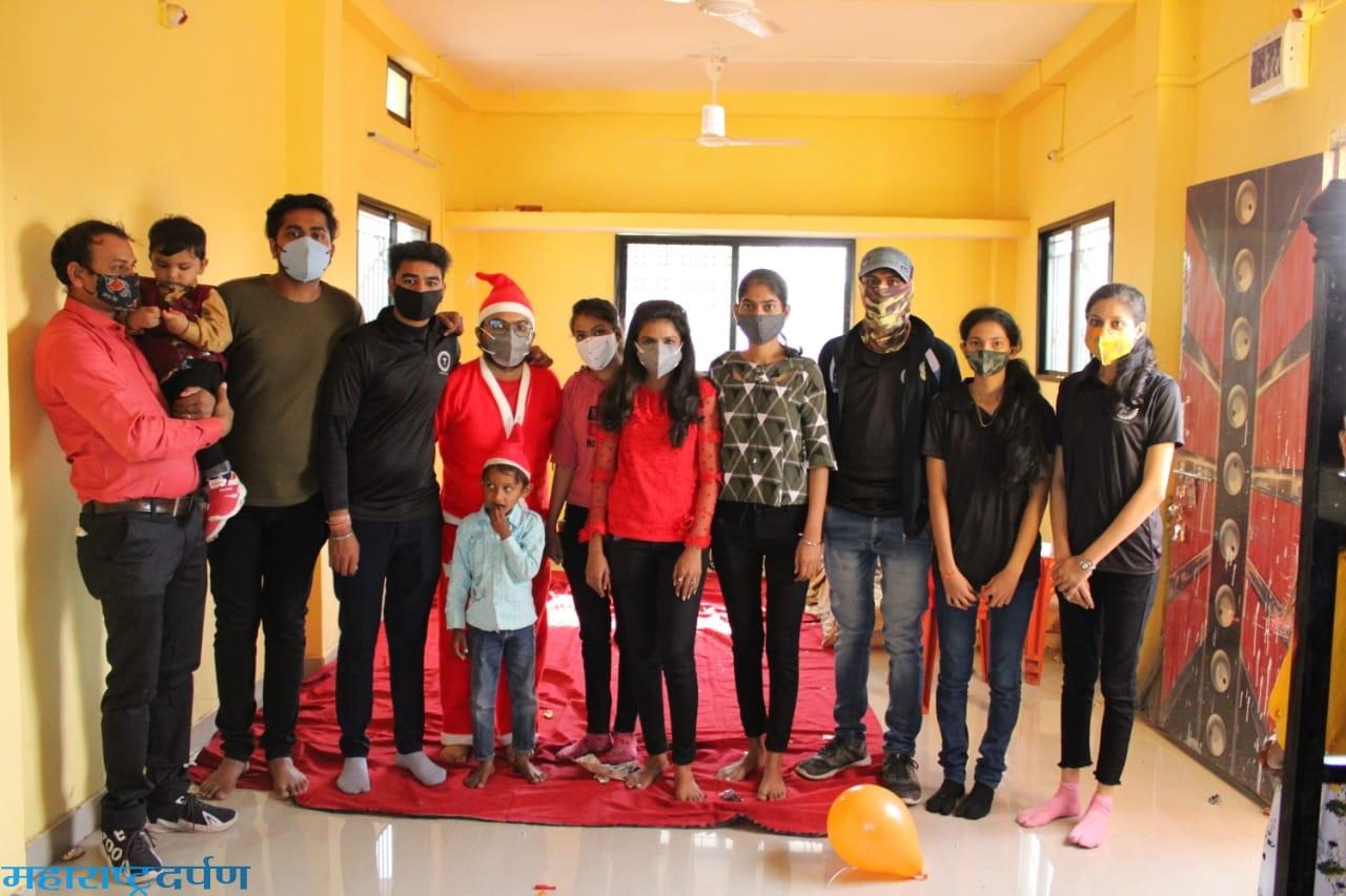 नाताळ सण उत्साहात साजरा: इंडियन फार्मसी ग्रेटवेज असोसिएशन