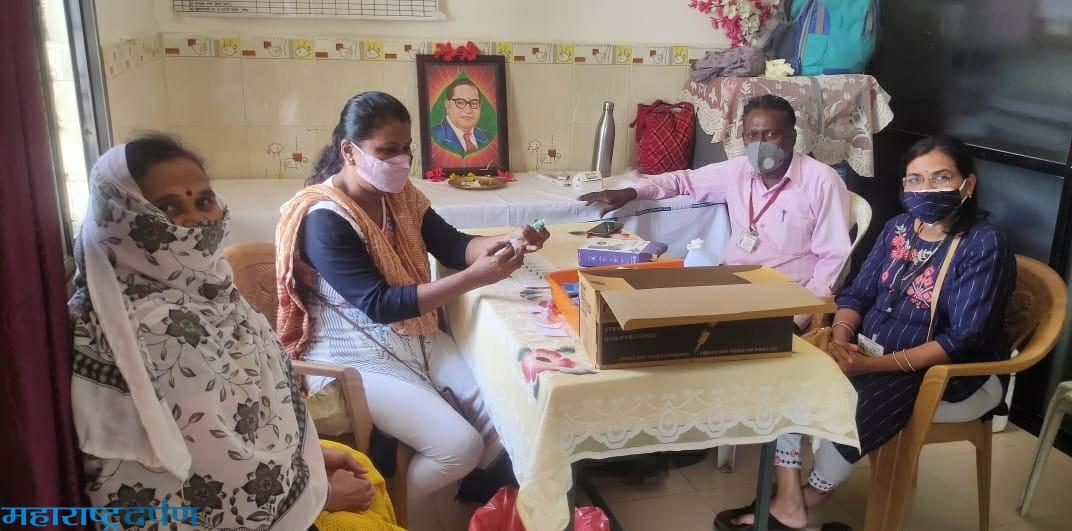कन्हान परिसरात ११८ रूग्ण आढळुन कोरोना उद्रेक: कोरोना अपडेट